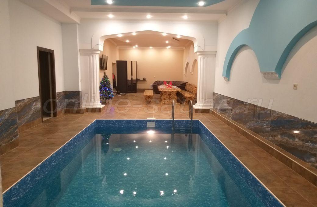 Марго, гостинично-банный комплекс