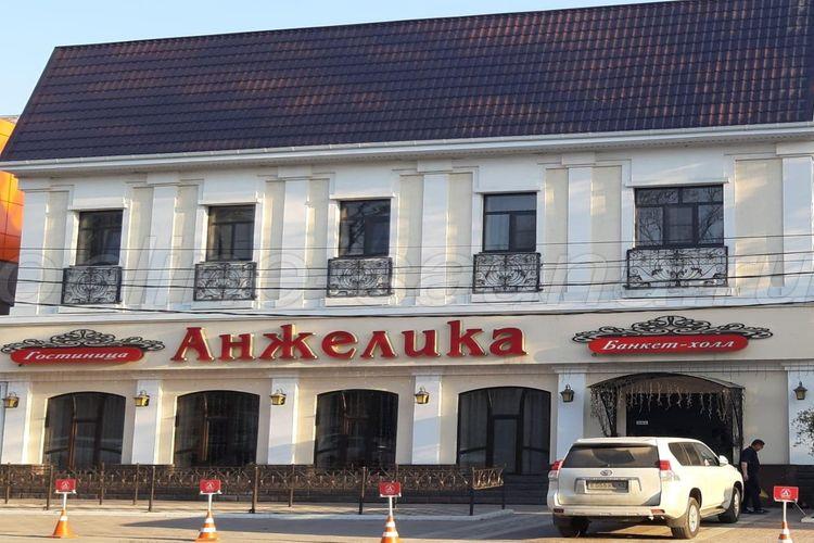 Анжелика, гостинично-ресторанный комплекс