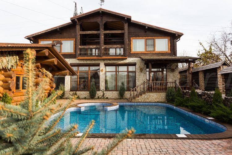 БАНЯ HOUSE, банный комплекс